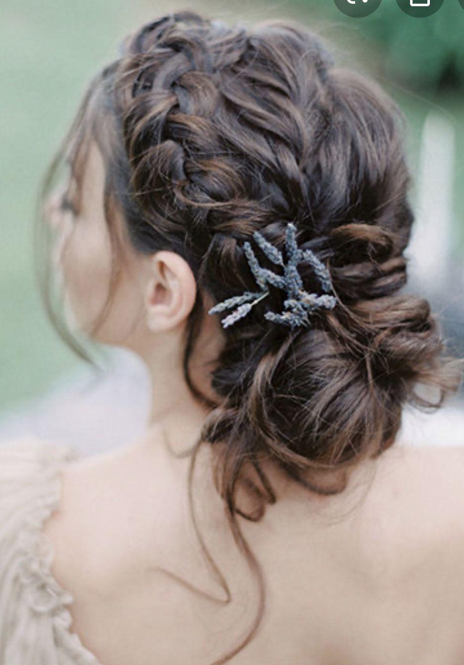 Braided Hairstyles For Wedding By Rachelnaar On Bridal Hair Makeup