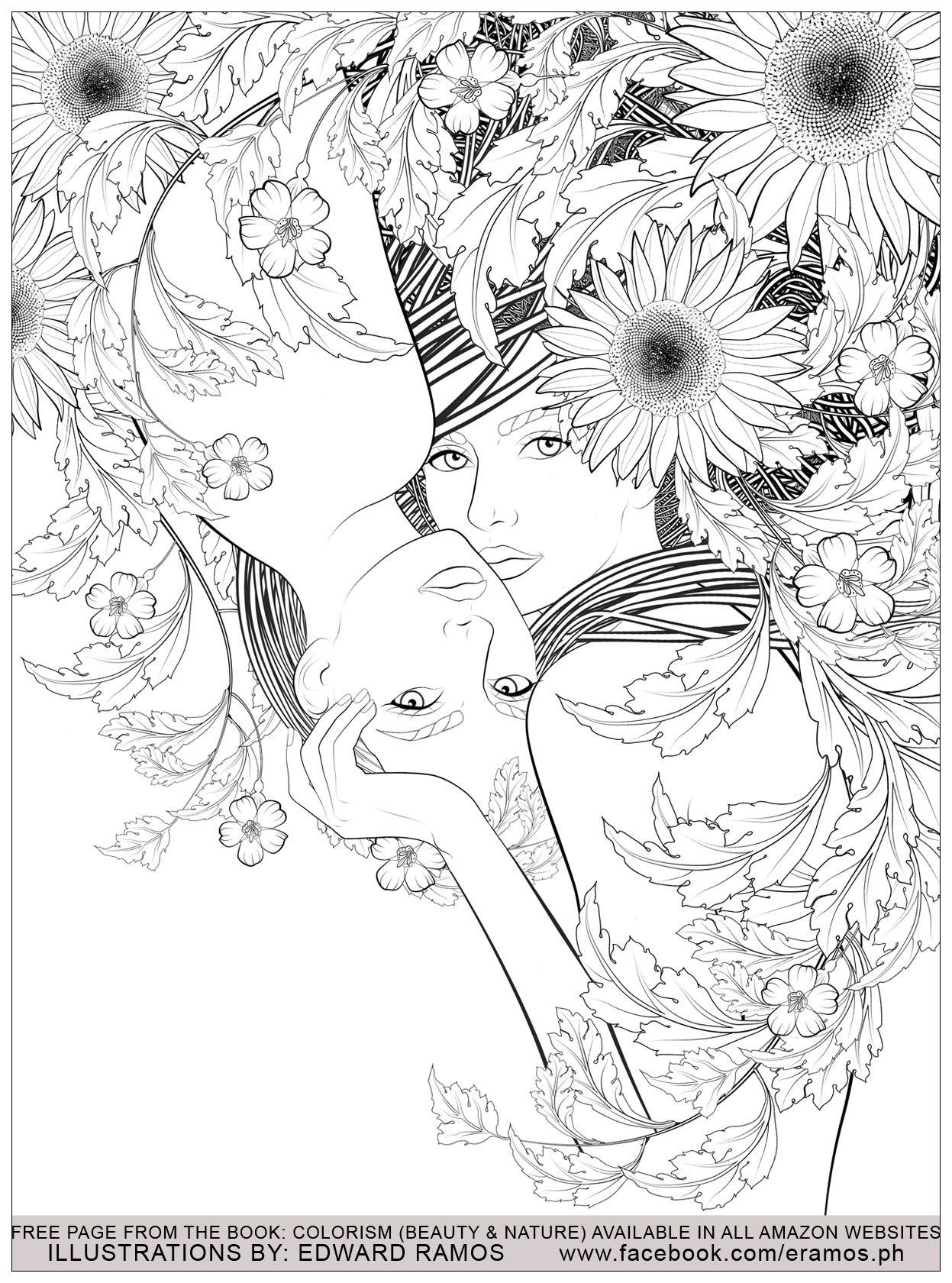 Pin On Colouring Pages For Adults