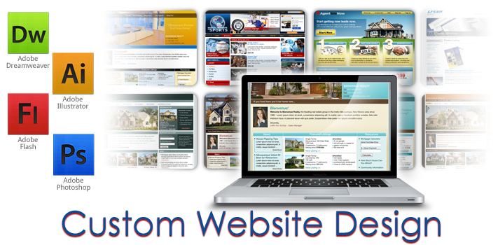 Image result for custom website design