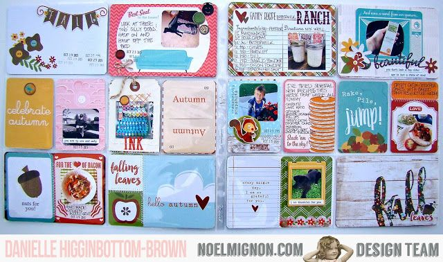 NoelMignon.com Layouts and Projects