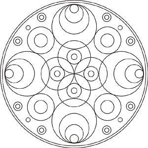 mandala kreise | teaching | mandala malvorlagen, malvorlagen und mosaik muster