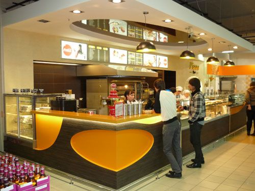 Modern Casual QSR Restaurants Themes