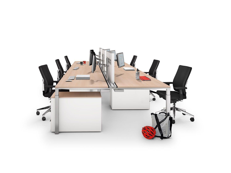 WINEA PRO Workbench | WINEA PRO Tischsystem | Pinterest | Büros