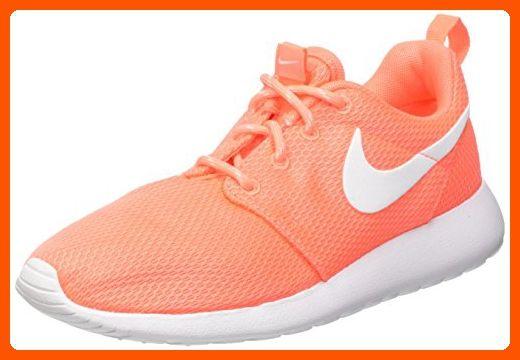 62cc494fe2d2 Nike Women s Roshe One Bright Mango White Running Shoe 7 Women US - All  about women ( Amazon Partner-Link)