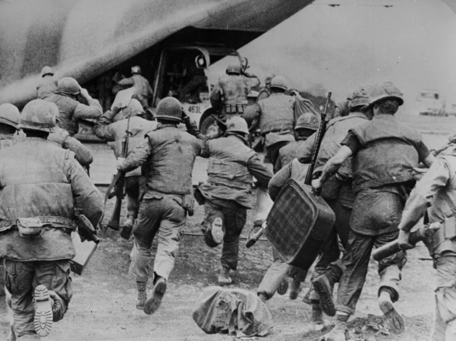 the battle of khe sanh Fifty years ago, ray stubbe carried a bible instead of a rifle the marines called him the angel of khe sanh.
