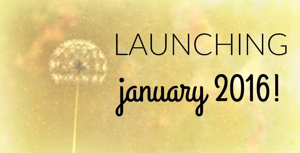 Launching January 2016 - Daily Aspire - your place for daily journal prompts