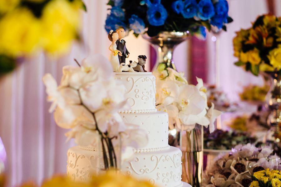 O amor tudo supera! – Casamento Flavia