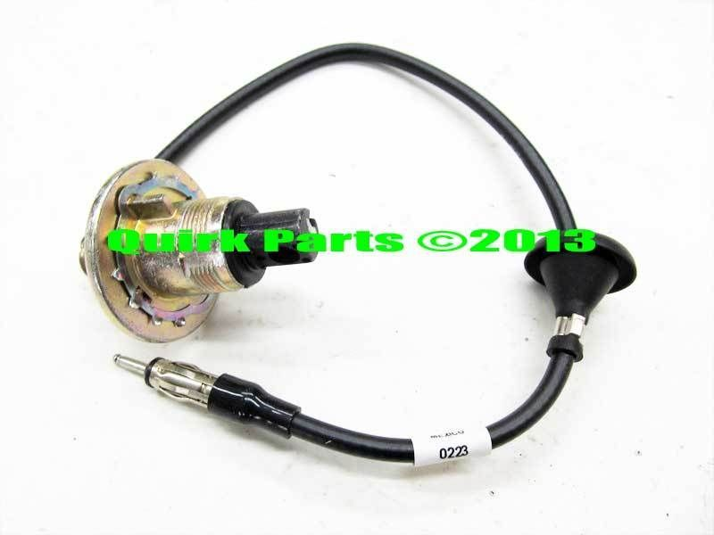 Details About 2002 2007 Jeep Liberty Antenna Base Replacement