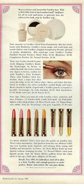 His Capitulation 2 Vintage Makeup Ads Vintage Makeup Beauty Ad