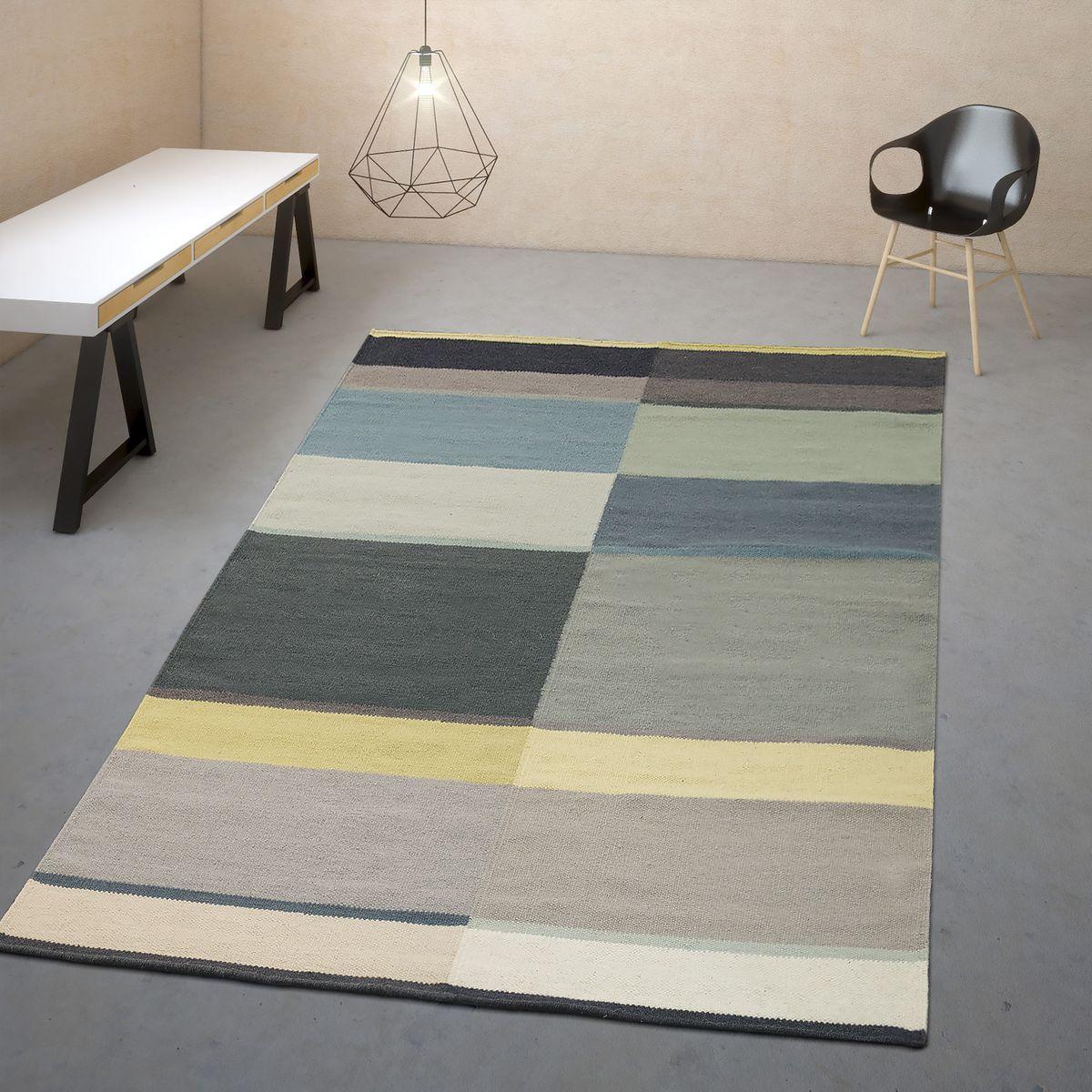 Moderner Teppich Skandinavisch Farbverläufe Multicolor Sisal Look Teppiche Nach Stil Teppiche Teppichmax Teppich Skandinavisch Moderne Teppiche Teppich