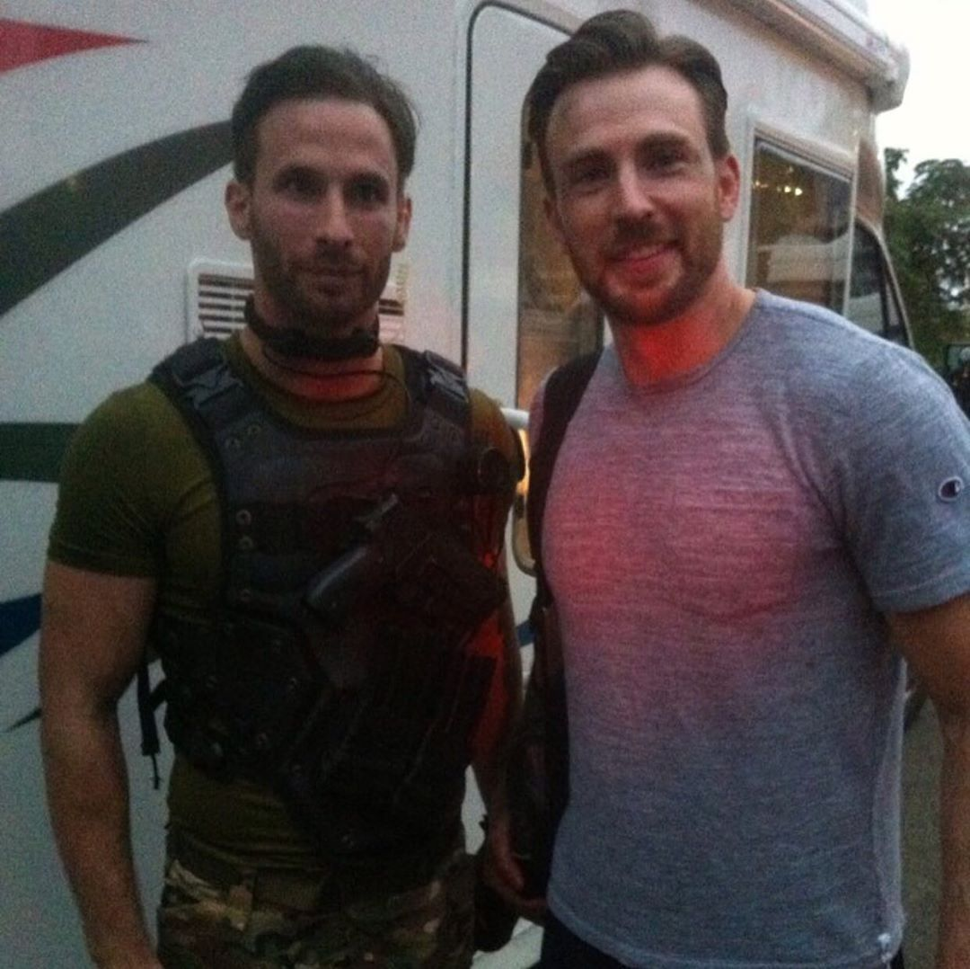 Chris Evans Online On Instagram Throwback To Chris Evans With