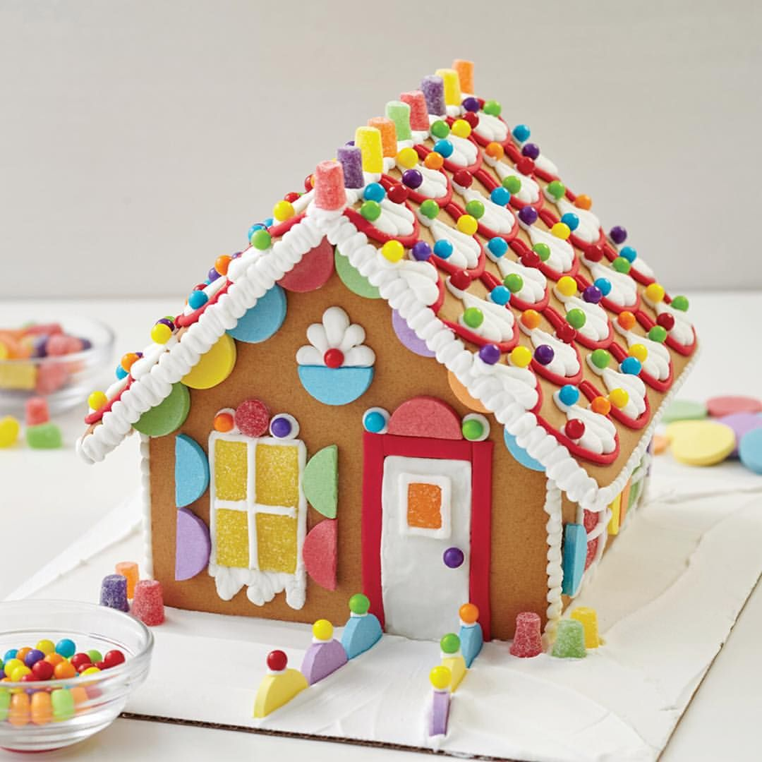 Michaels Stores on Instagram build a gingerbread