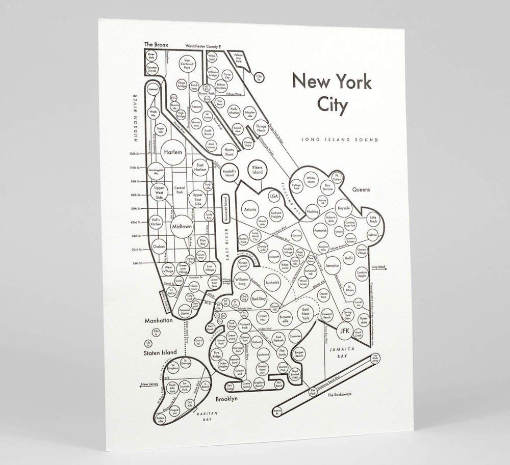 New York City 8.5\