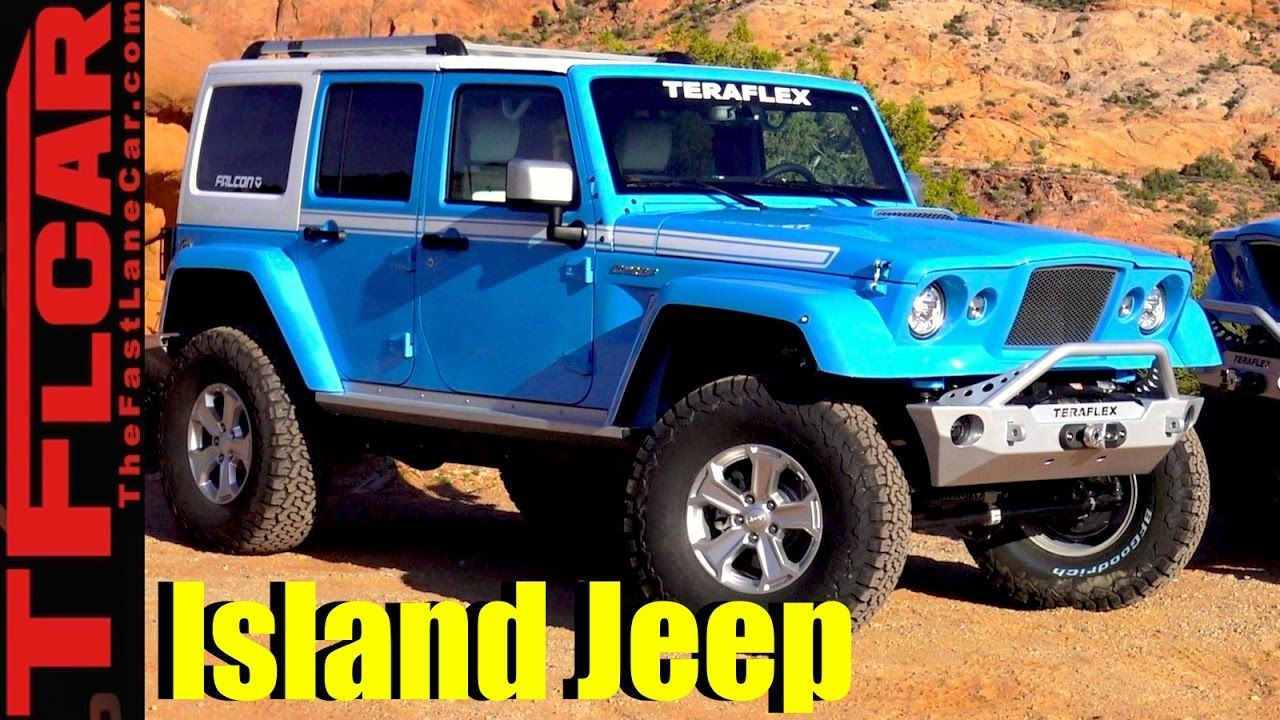 2017 Jeep Wrangler Chief: How To Build Your Own Personal Concept Jeep