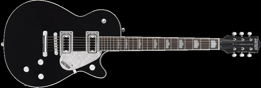 G5439 Pro Jet™, Rosewood Fingerboard, Silver Sparkle | Electric Guitars | Gretsch® Guitars