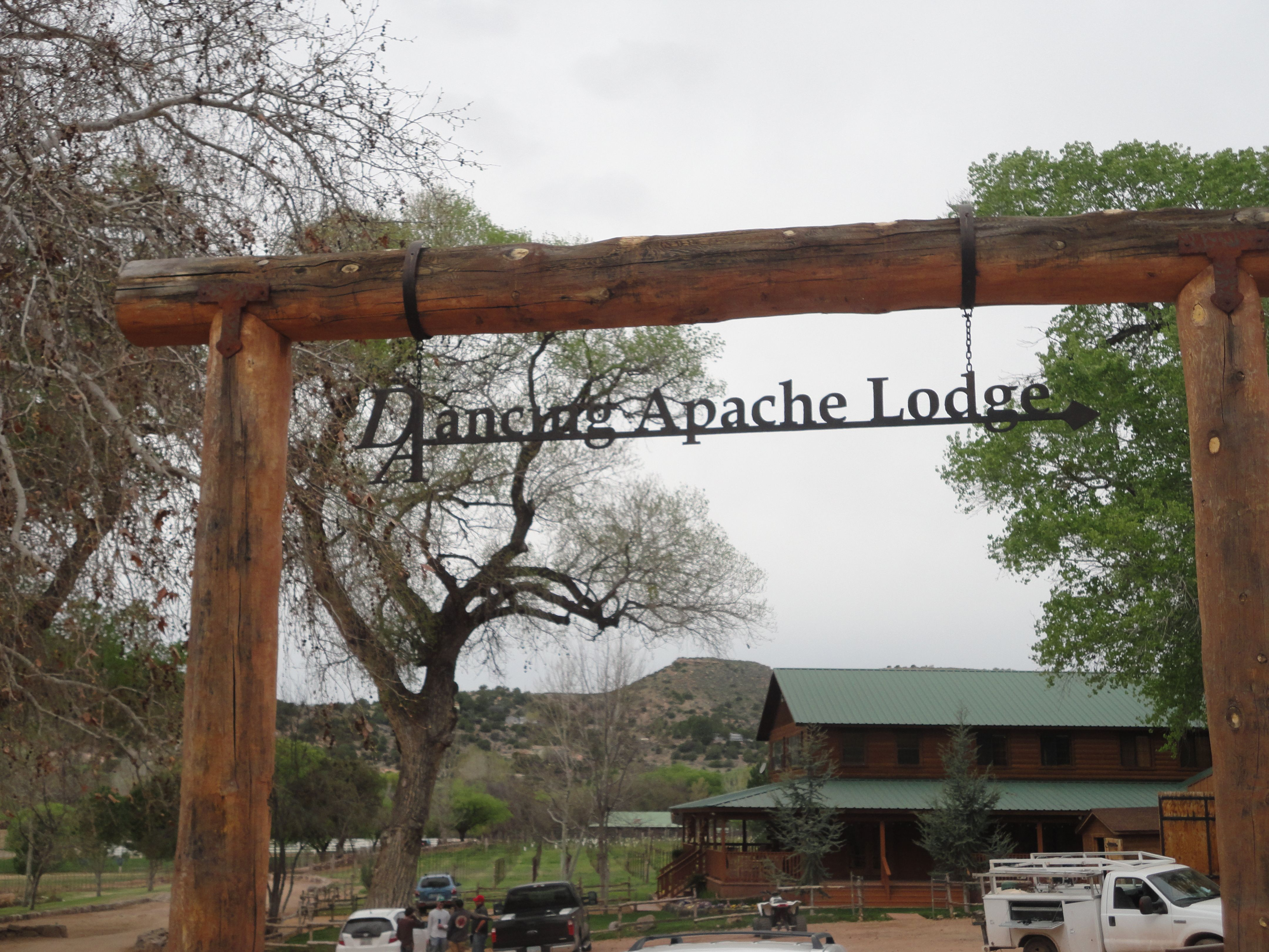 Pin by Verve Events & Tents on Dancing Apache Lodge (With