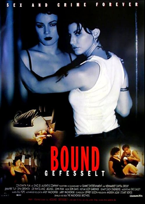 Poster zum Film: Bound - Gefesselt