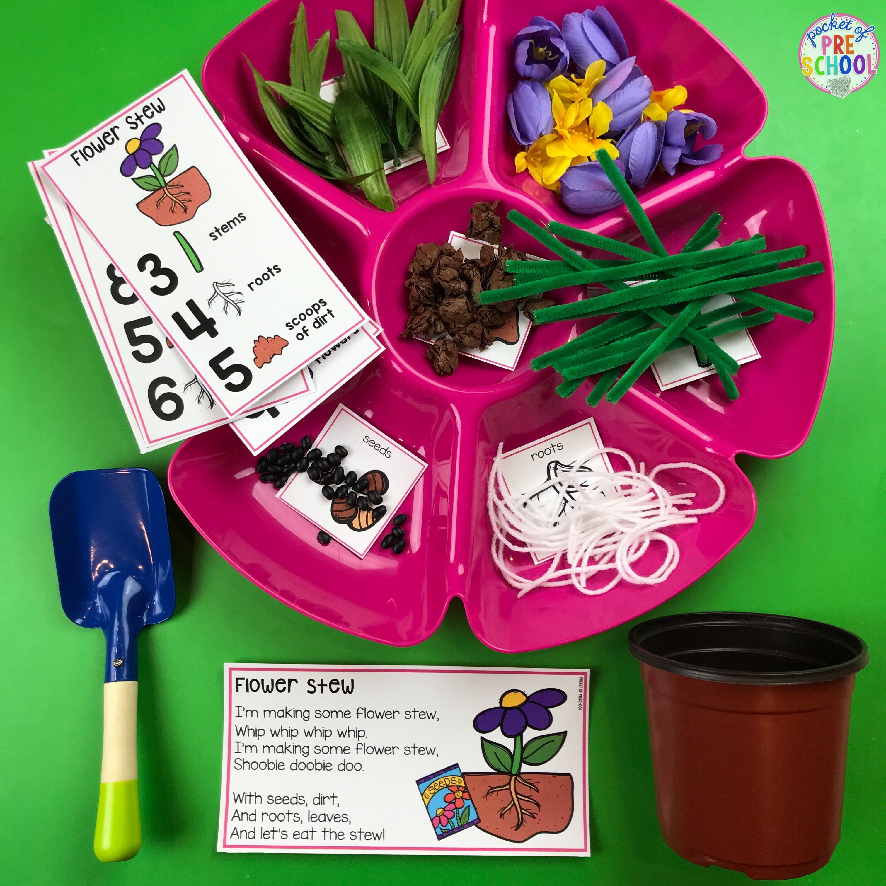 Counting Stews And Brews Bundle Year Long For Preschool Pre K Amp Kinder Tpt Store