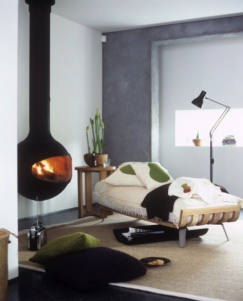 Cosy Up In A Style Living Room, With A Super Stylish Wood Burner. Enjoy  Feeling Toasty Warm While The Elements Howl Away Outside.
