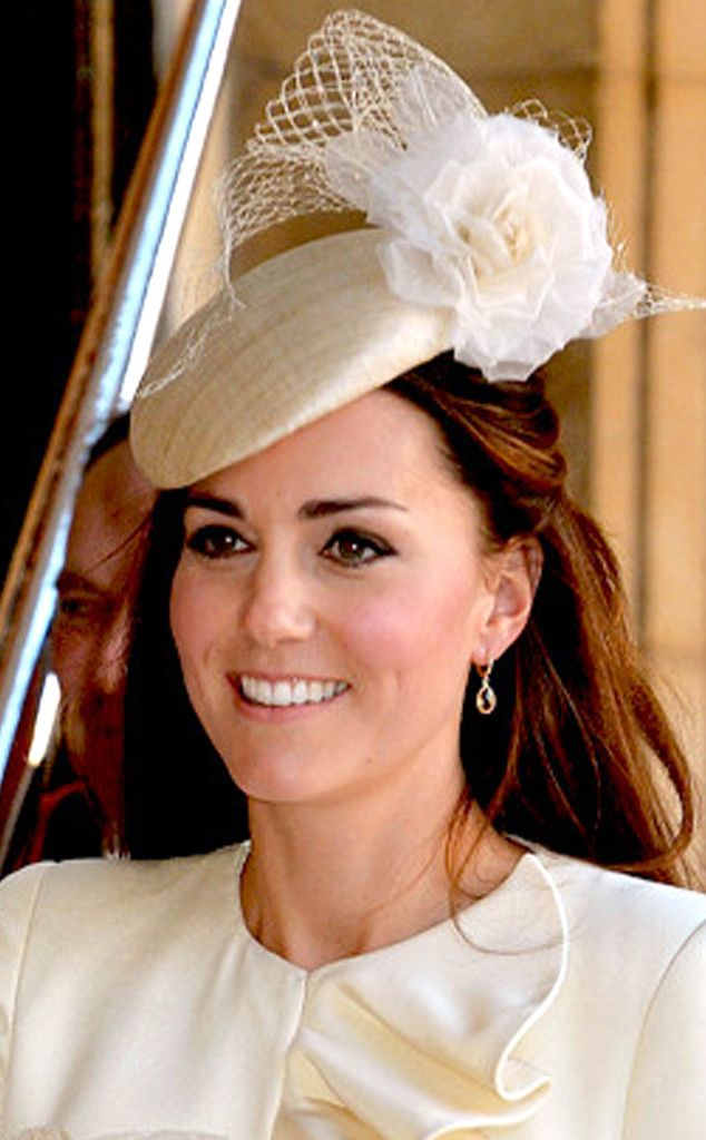 Here Comes Kate From Ss Catherine S Hats Fascinators Her Lace And Rose Organza Jane Taylor