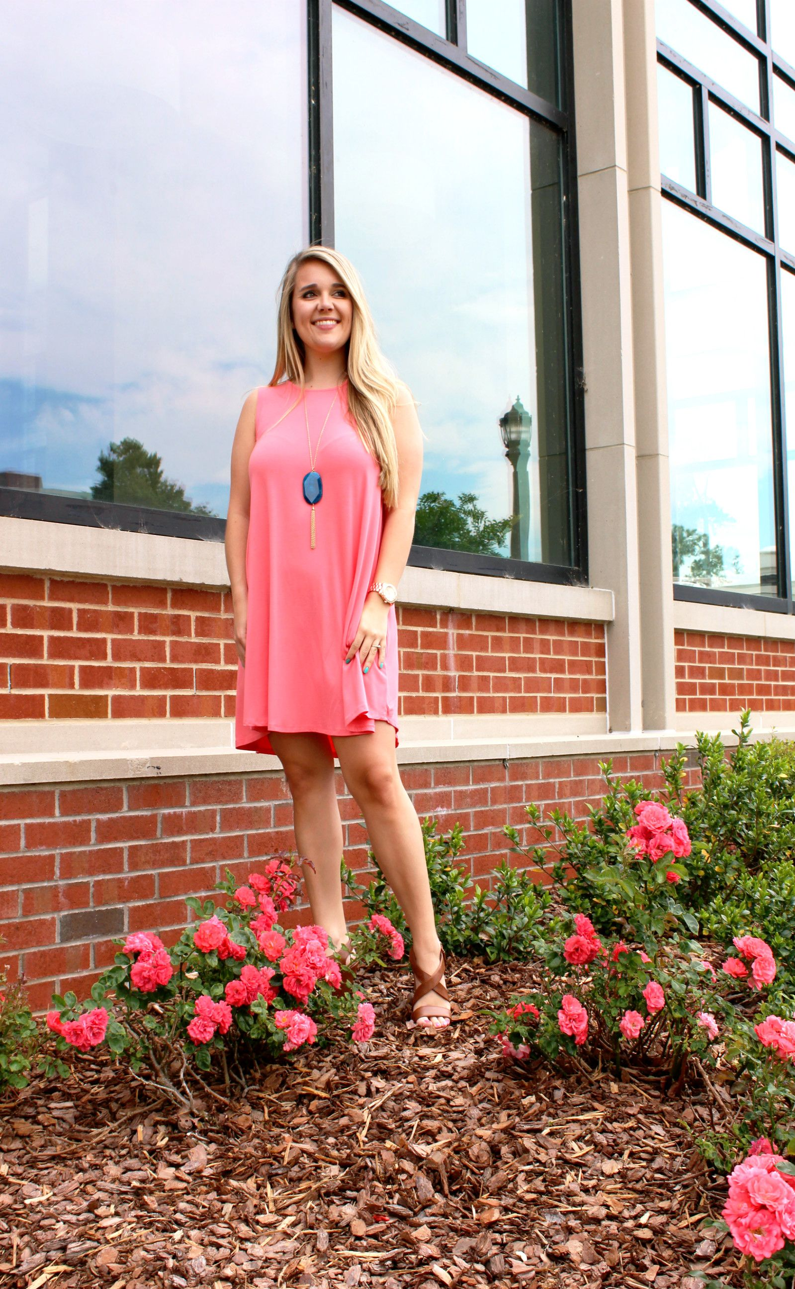 Best color to wear on Wednesday? Pink of course! Come check out all of our new arrivals! ‪#‎ShopImpresa‬