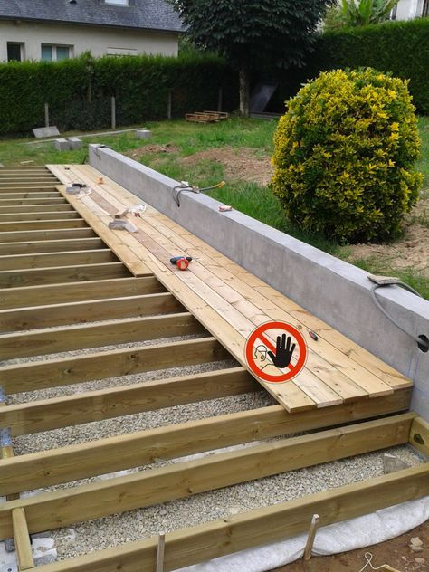 Eviter les pièges classiques de la terrasse bois Les 7 pièges à - Comment Monter Une Terrasse En Bois