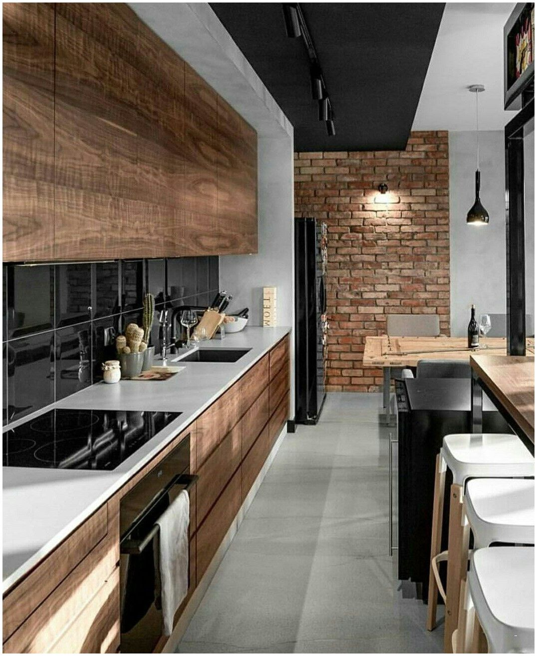 Pictures of Idee Deco Cuisine Industrielle