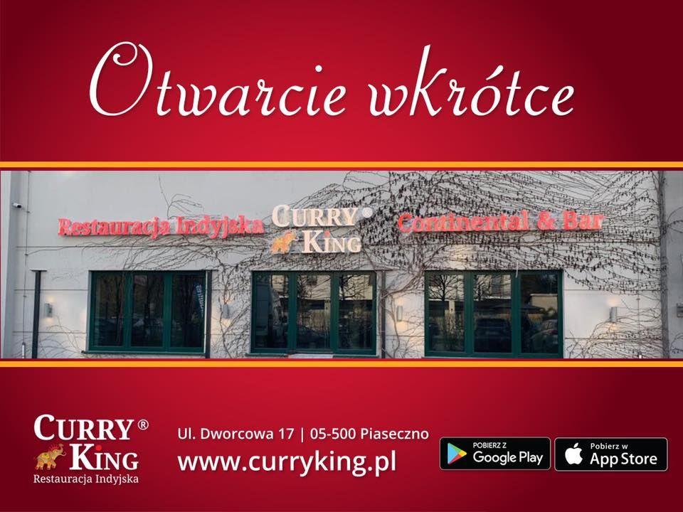 Milo Nam Panstwa Poinformowac Ze Wkrotce Nastapi Otwarcie Naszego Nowego Lokalu W Piasecznie Zapamietajcie Adres Dworcowa 1 Curry Movie Posters