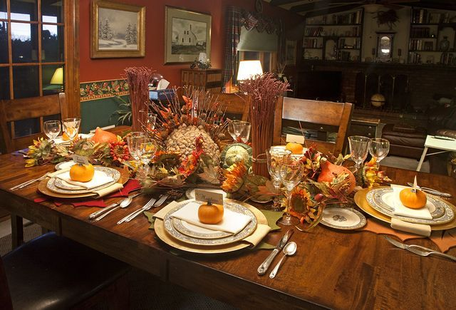 thanksgiving party ideas | Found on catchmyparty.com