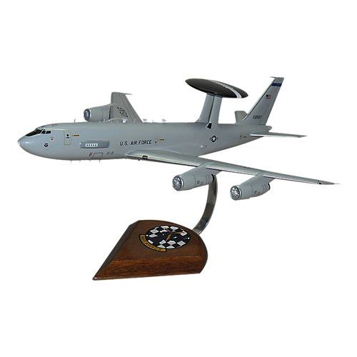 963 AACS E-3 Sentry Custom Aircraft Model (With Images