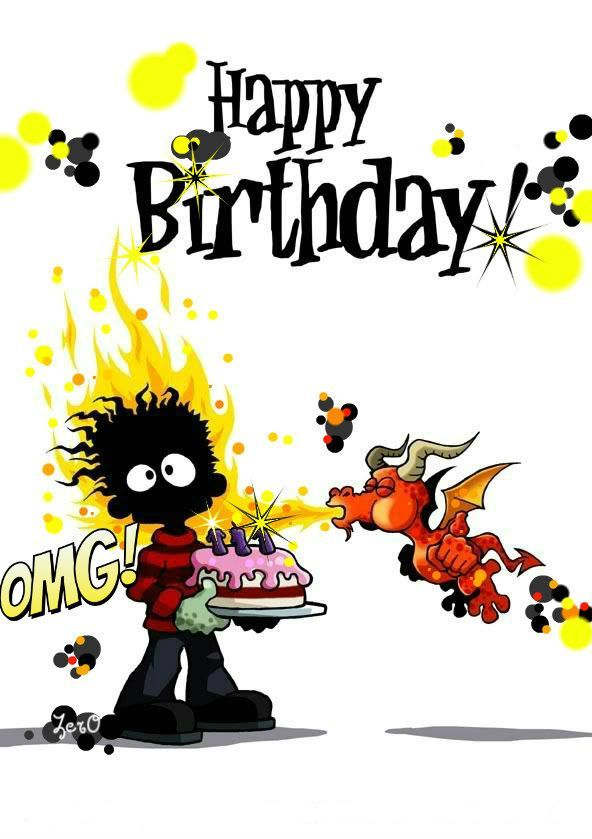happy birthday greetings happy birthday feliz cumplea os rh pinterest com funny happy birthday animated clip art funny happy birthday clip art images