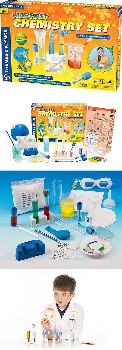 972e09972 Microscopes and Chemistry 2568: Thames And Kosmos 642921 Kids First  Chemistry Set Science Kit Ages 8+ -> BUY IT NOW ONLY: $47.97 on #eBay  #microscopes ...