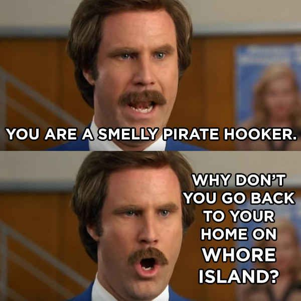 26 Hilarious Anchorman Quotes That Will Never Get Old With