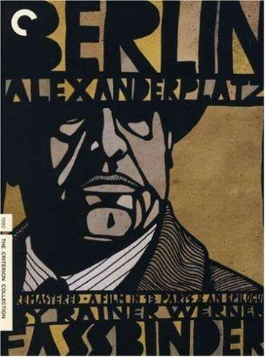 Berlin Alexanderplatz Berlin The Criterion Collection Film Posters