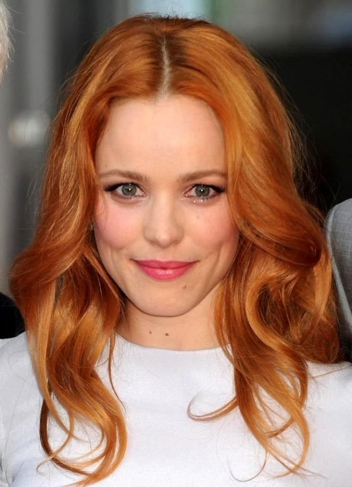 Light Red Hair Color Quick Curly Hairstyle Red Hair Pinterest