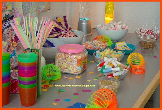 90-er Party - Lasst uns feiern! #21stbirthdaydecorations