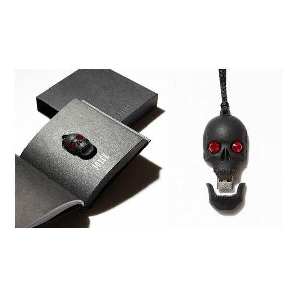 Joyce x Alexander McQueen Skull USB Stick