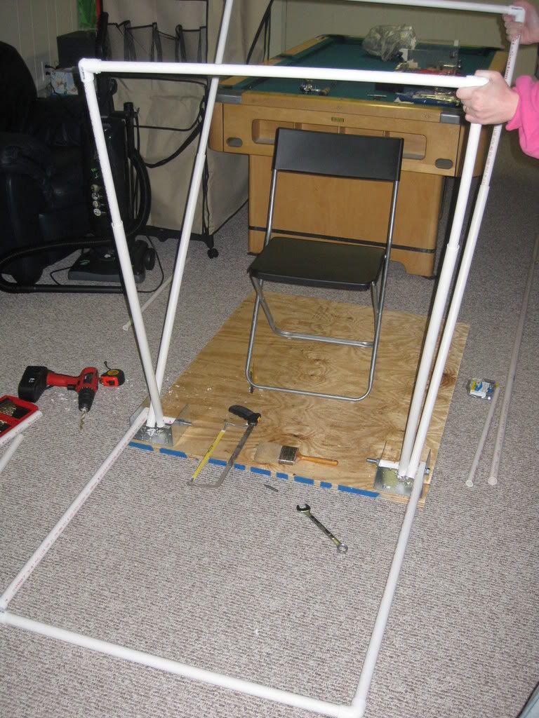 Homemade Portable Shanty Ideas Ice Fishing Ice