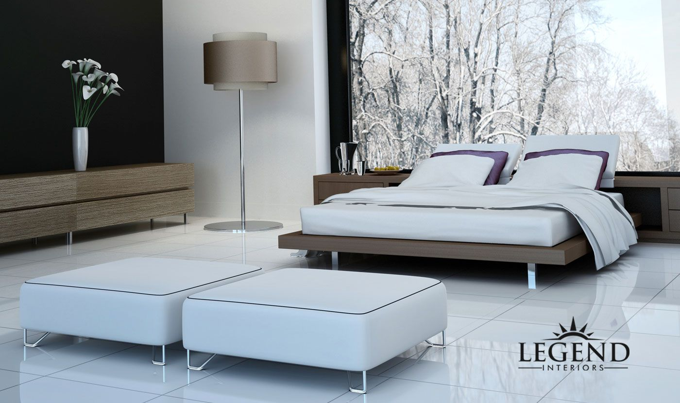 The Different Types Of Bedroom interiors in Legend