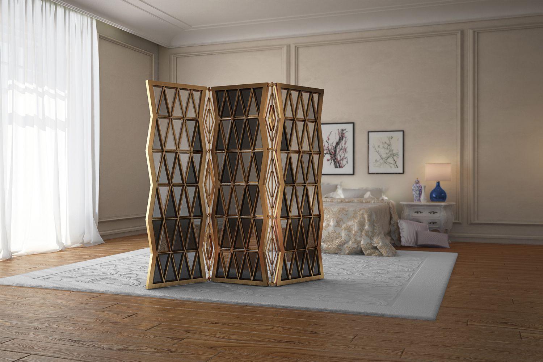 Trinity Folding Screen By Malabar Artistic Furniture Room Divider Screen Artistic Room Room Divider