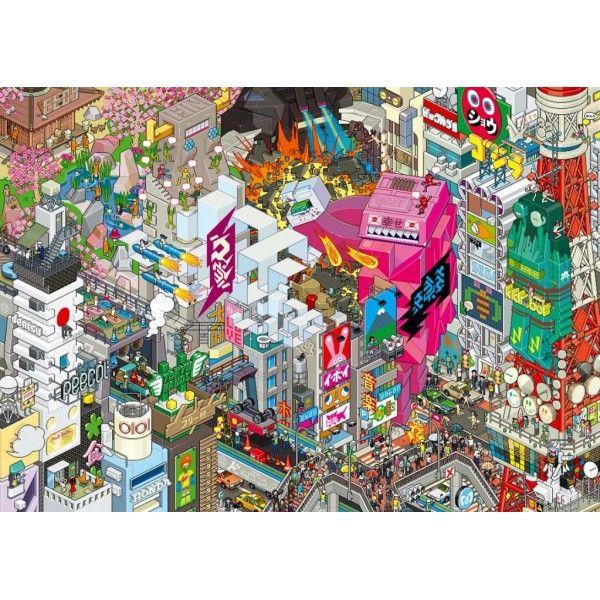 Tableau eBoy Tokyo