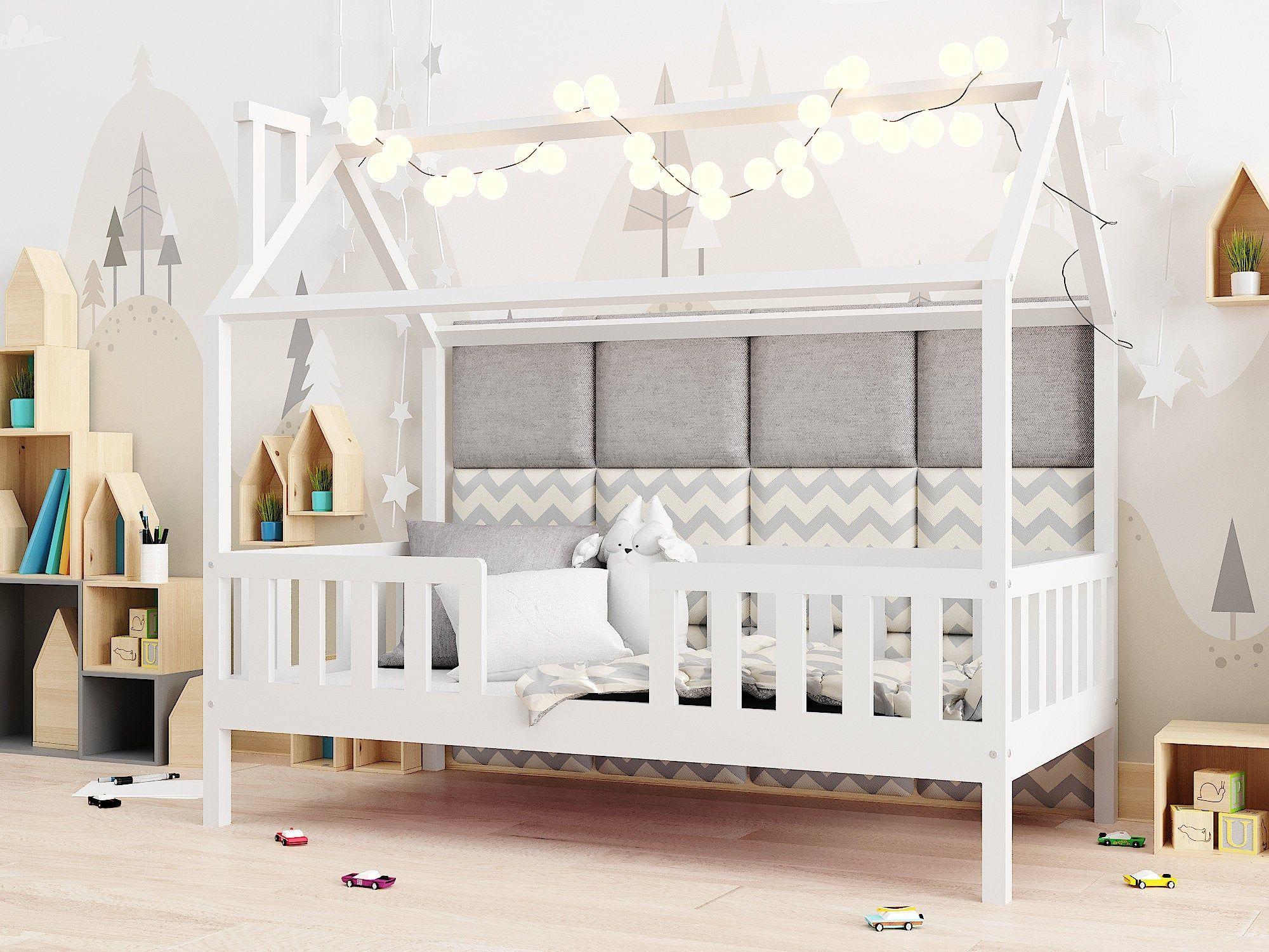 Kinderbetreuung Haus Kinderbett Haus Rausfallschutz Kinderbett Kinderbett