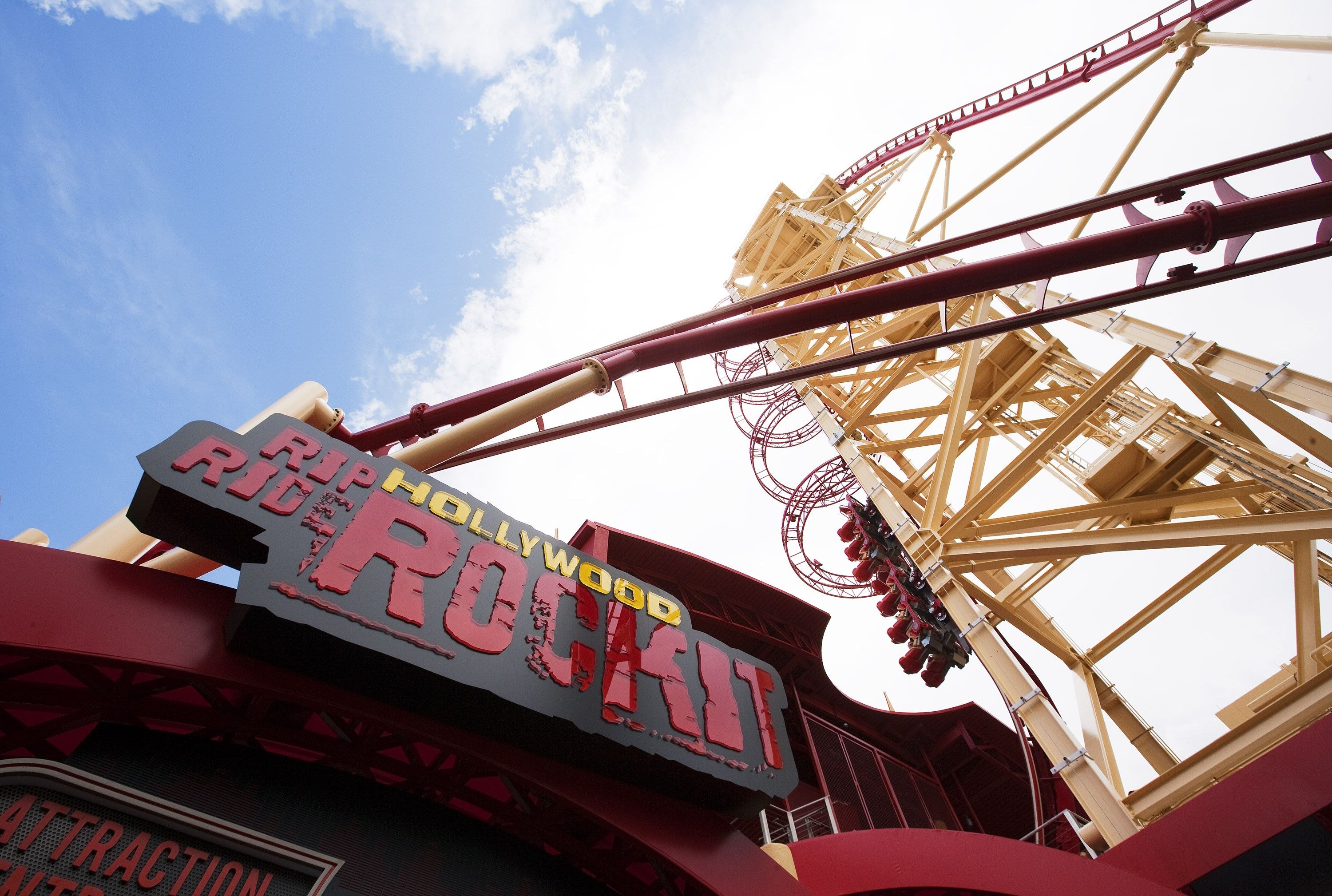 Universal Express Plus pass Rip Ride Rockit