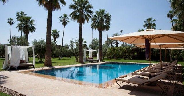 voyage maroc piscine privee