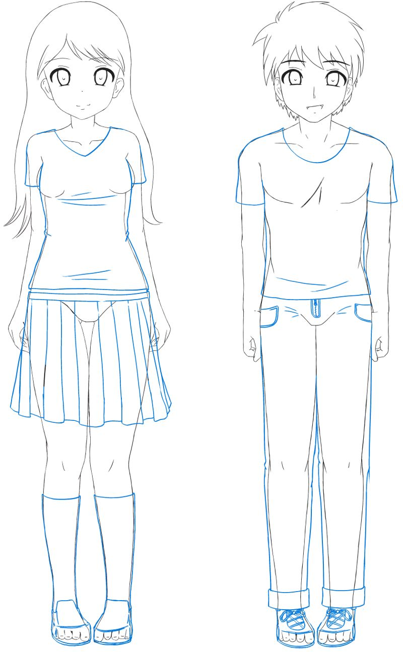 sekais blog apprendre dessiner manga tutoriel manga comment dessiner les habits