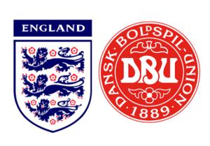 England V Denmark My Football Facts In 2020 England Football Team England National Football Team England National Team