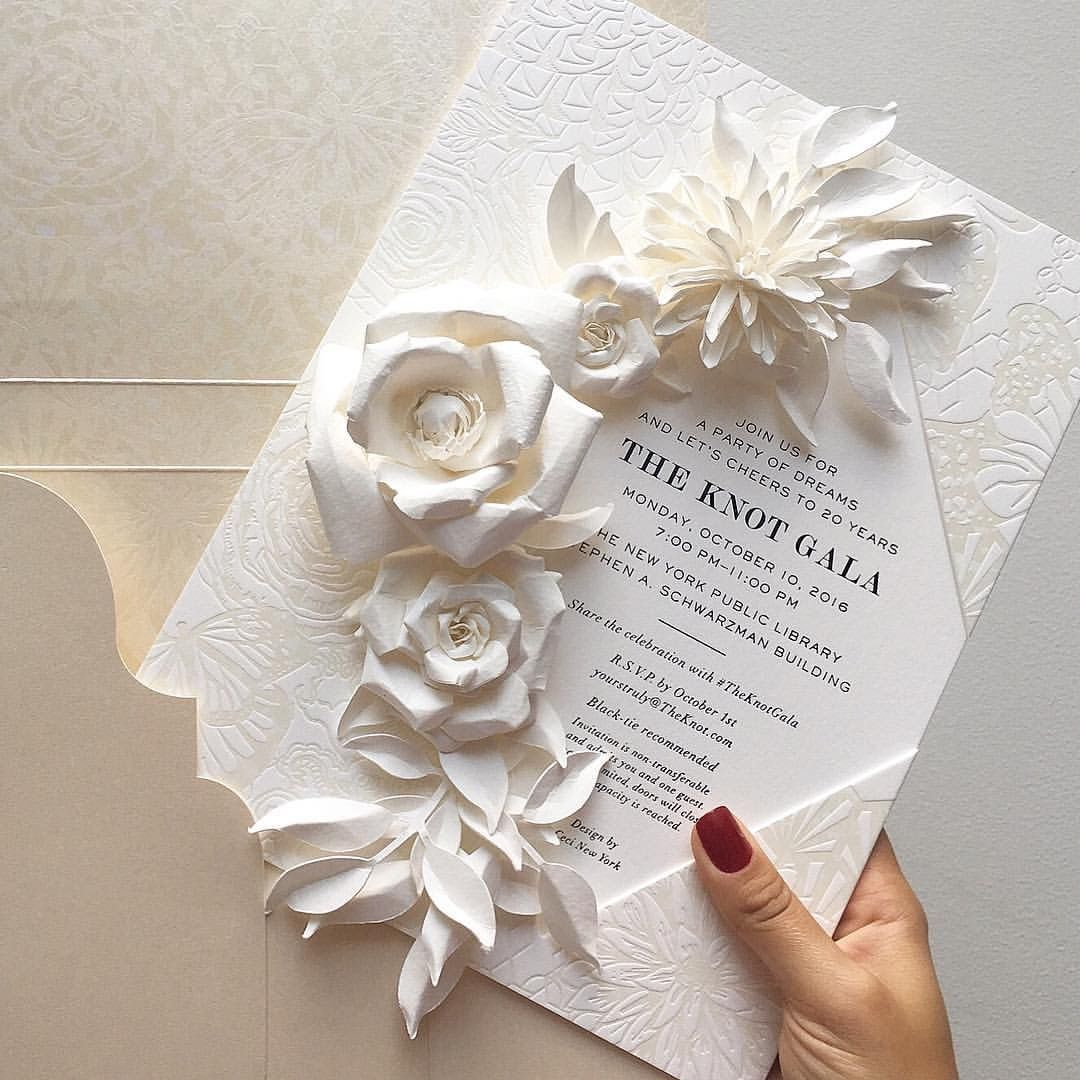 Origami Wedding Invitations: Pin By Helena Le On Paperie In 2019