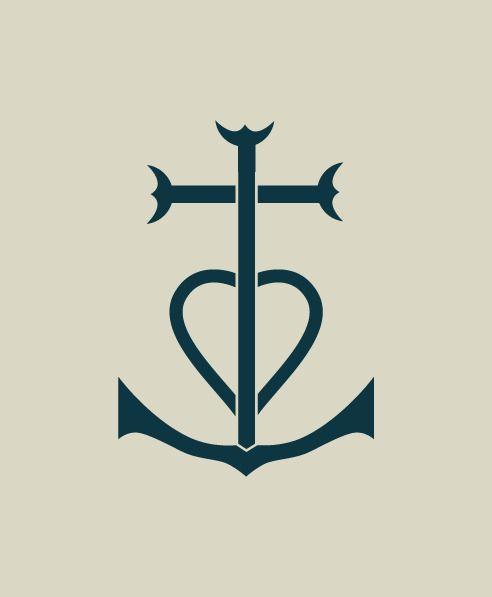 Croix camarguaise camargue pochoir en vinyle adh sif for Adhesif decoration