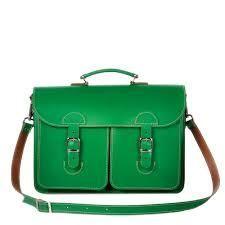 old schoolbag