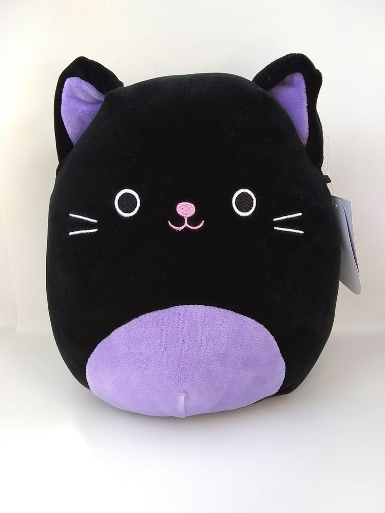 New Squishmallow Black Cat Halloween 9 Quot Squishy Soft Toy